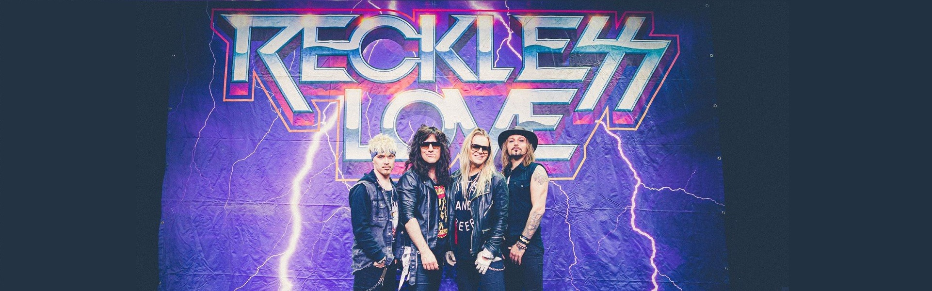 Reckless Love biglietti Concerti tickets mailticket