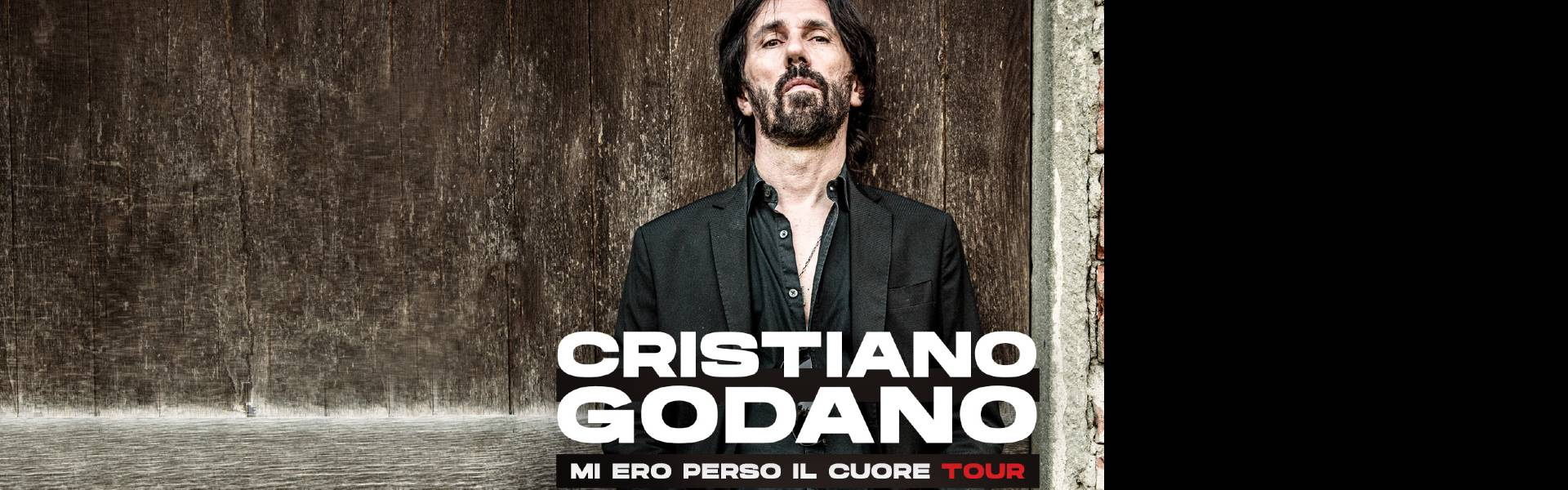 CRISTIANO GODANO LATTERIA MOLLOY Brescia 11 dicembre 2020 biglietti MAILTICKET