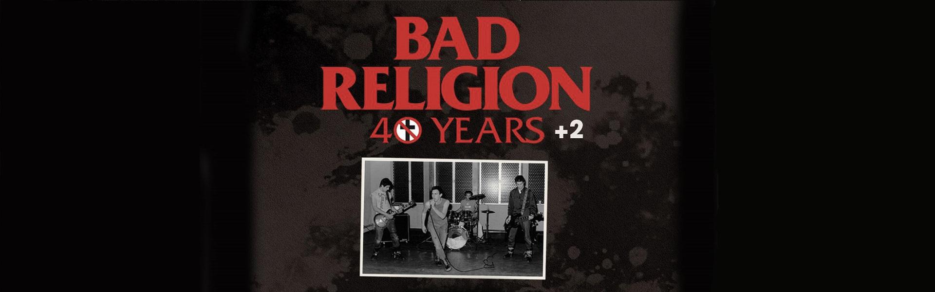 bad religion biglietti concerto 21 giugno 2021 Paladue Bassano del Grappa Vicenza